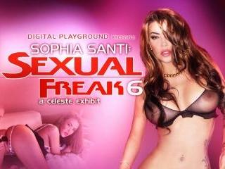Sophia: Sexual Freak 6