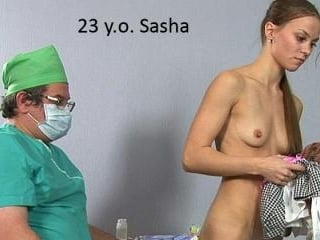 Painful and humiliating tests passed by a shy babe
