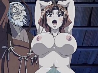 Horny fantasy, adventure anime movie with uncensor