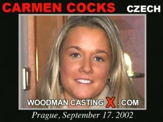 Carmen Cocks casting