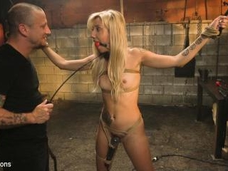 Sophia Grace: All-Natural Blonde Power Fucked in R