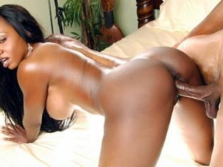 Diamond Jackson Gets Speared With a Big Cock