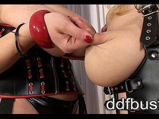 Big boobs and latex loving!