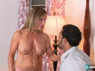 Luna Azul\'s first fuck video, remastered in HD