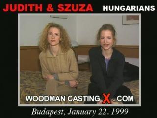 Judith and Szuza casting