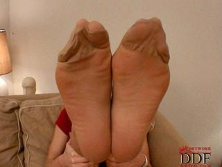 Lucky you! Check these naked legs!