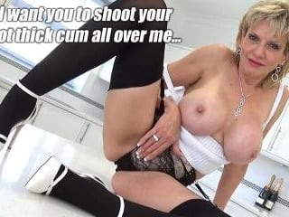 Would You Like To Shoot Your Cum All Over Me