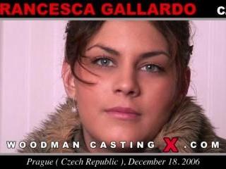 Defrancesca Gallardo casting