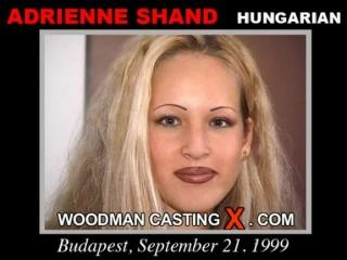 Adrienne Shand casting