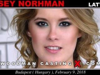 Casey Norhman casting