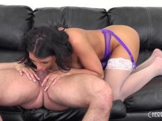 Gorgeous Adriana Chechik Fucking LIVE