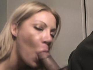 Christian Skye Does Her First Deep Throat Scene -