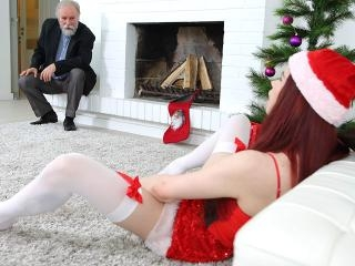 Old man from next-door knows how to eat pussy like