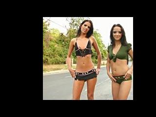 Katerina & Queenie