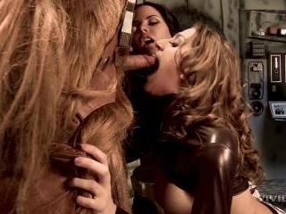 Star Wars XXX: A Porn Parody - Brandy & Eve