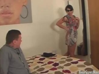 Curvy MILF Sophia Fucks For A Load On Her Tits