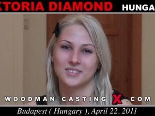 Viktoria Diamond casting