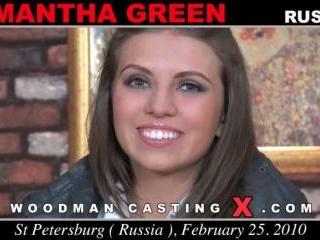 Samantha Green casting