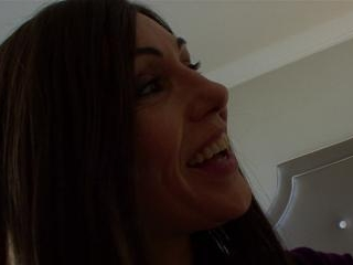 Dakota Charms gives MILF Raquel Sieb a taste of yo