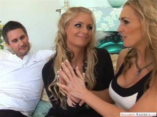 2 Chicks Same Time - Phoenix Marie & Tanya Tate &