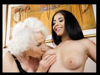 Granny\'s Hairy Pussy