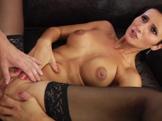Gabrielle Gucci Gets Fucked Deep in the Ass