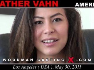 Heather Vahn casting
