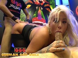 Daisy Lee in the Cum Inferno
