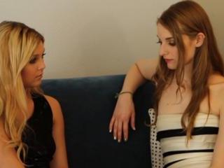 Ela Darling and Chloe Lynn in Chloe Lynn sinks her