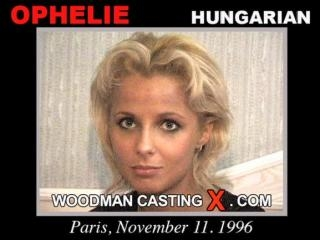 Ophelie casting