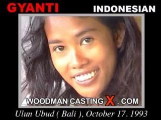 Gyanti casting