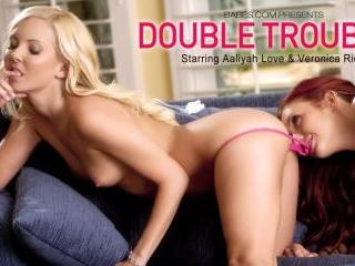 Veronica Ricci in Double Trouble