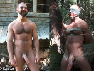 Bound Gods Dom Josh West Gets Edged Deep in the Wo