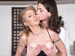 Young cock for teacher