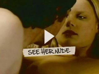 Abbie Cornish flaunts her small breasts while havi