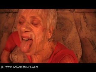 Granny Marg BJ\'s & Facials Pt2