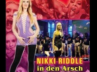 Nikki Riddle Ass Fucked