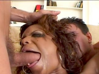 Marie Luv: Swallow Cums Addict