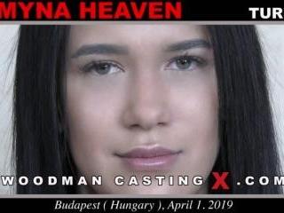 Hamyna Heaven casting