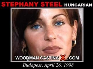 Stephany Steel casting