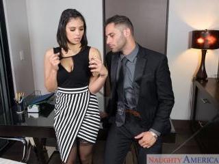 Naughty Office - Violet Starr & Damon Dice