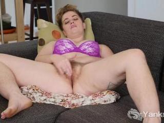 Megan Fae Green\'s Hot Fingering Action