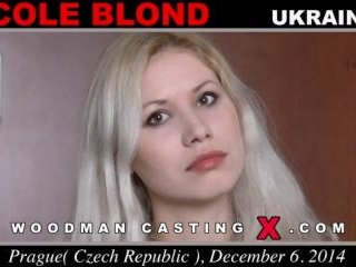 Nicole Blond casting