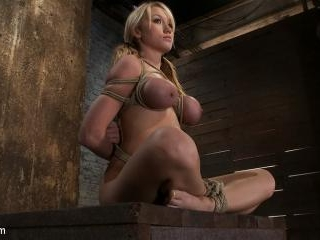 Madison Scott is Bound in a Traditional Japanese T