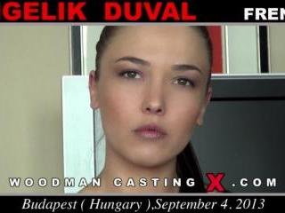 Angelik Duval casting