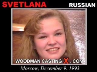 Svetlana casting