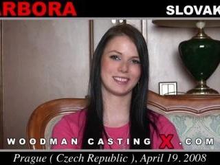 Barbora casting