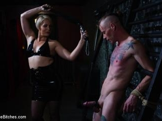 Locked and Loaded: Helena Locke drives Jessie Spar