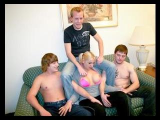RJ, Brett, David & Amy
