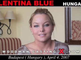 Valentina Blue casting